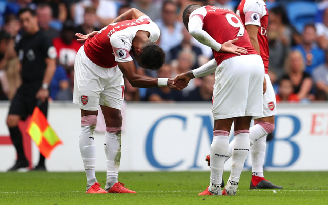 Emery Hails Lacazette Winner