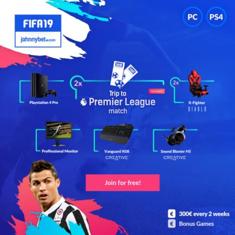 FIFA 19 Online Tournament