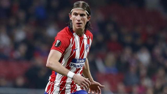 Luis Admits Atletico Exit Talk
