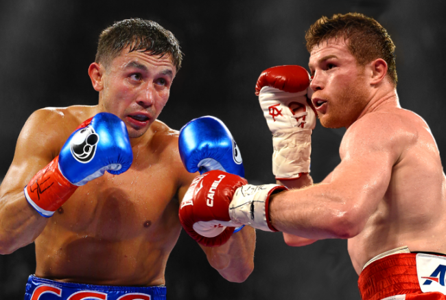 GGG Confident Of Stopping Canelo