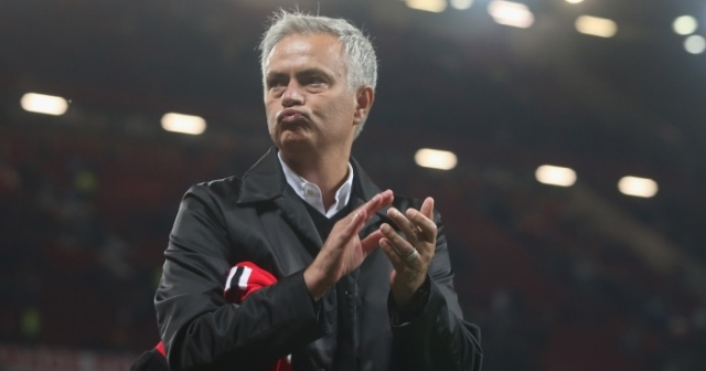 Mourinho Hails Fans After Win Boost