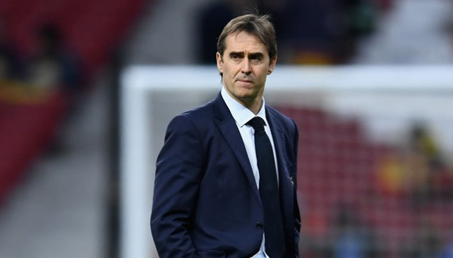 Lopetegui Backs His Goalies