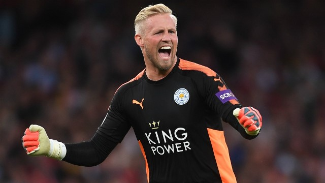 Foxes Handed Schmeichel Deal Boost
