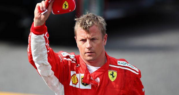 Raikkonen Seals Historic Pole In Monza