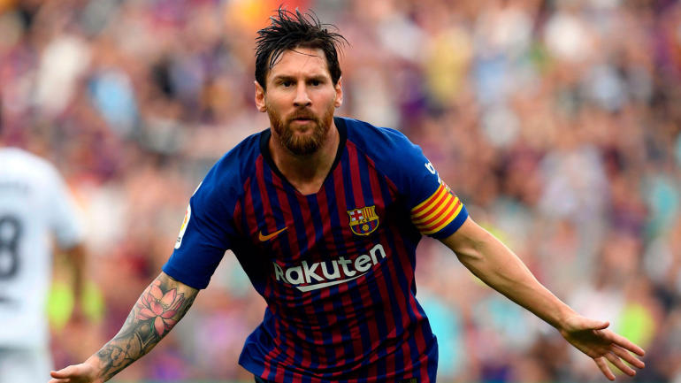 Messi Hails Barca Signings