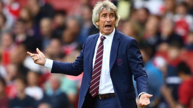 Pellegrini Shocked By Hammers Start