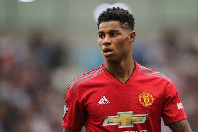 Southgate Rules Out Rashford Sale