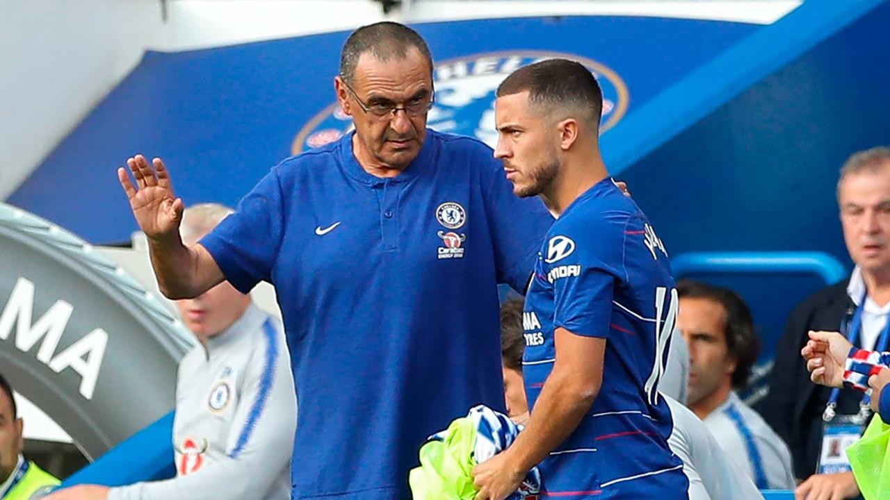 Hazard Could Be The Best – Sarri