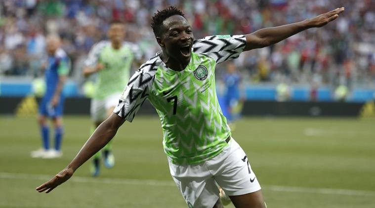 18 Eagles Now In Camp As Musa, Ighalo, Etebo, 3 Others  Arrive;  Ezenwa, Akpeyi Still Expected