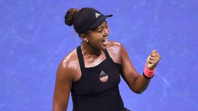 Osaka Delighted With Chance To Face 'Idol' Williams