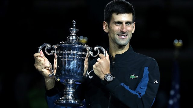 Djokovic Takes US Title