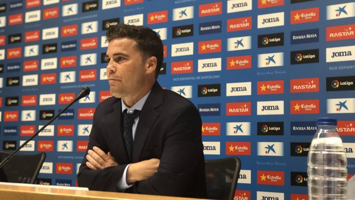 Rubi Encouraged By Espanyol Start