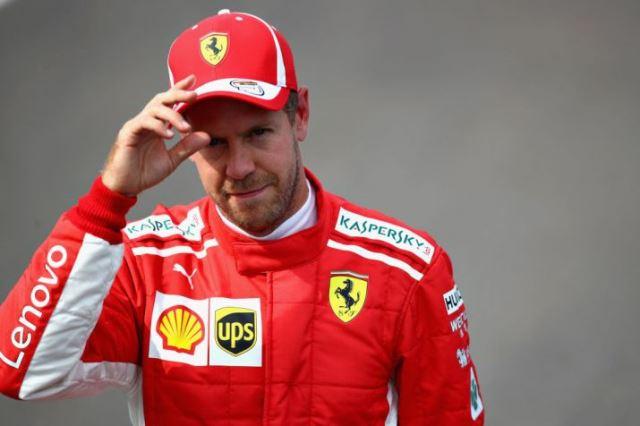 Vettel Does Not Want Ferrari Team Orders