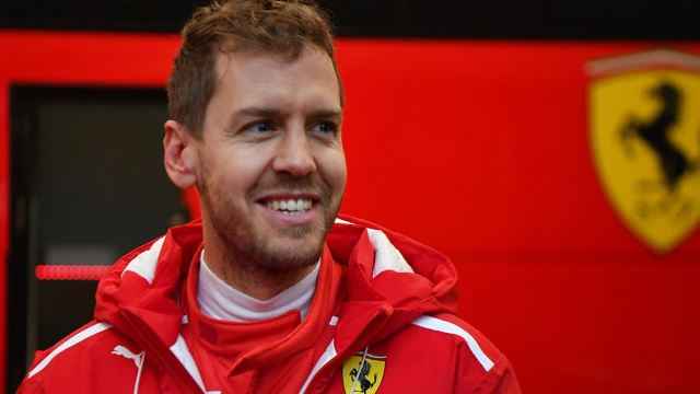 Vettel Unhappy With Hamilton Overtake