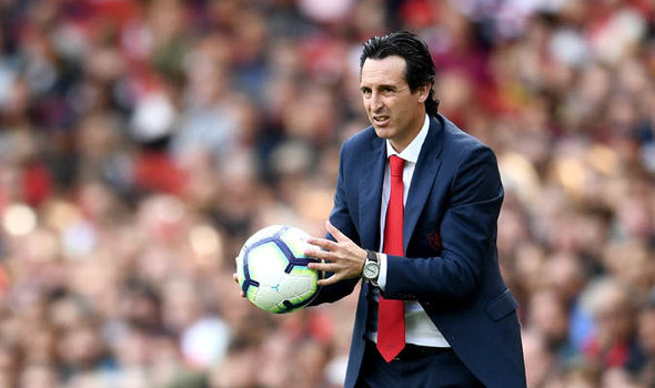Emery Targets Europa League Success