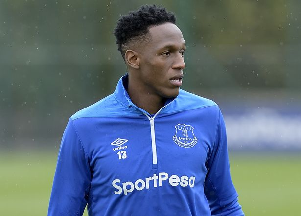 Mina Setback For Everton