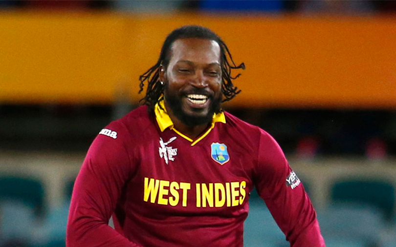 Gayle Skips West Indies' Subcontinental Tour