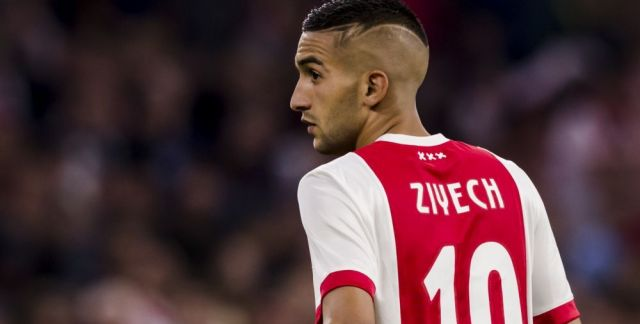 Agent Hopes For Gunners Swoop For Ziyech