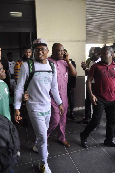 eagles-ikechukwu-ezenwa-2019-afcon-qualifiers