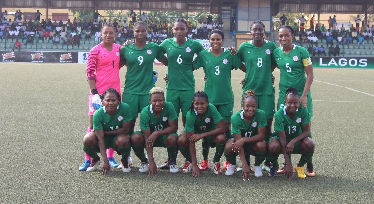2018 Women's AFCON: Super Falcons Begin Title Defence Vs South Africa