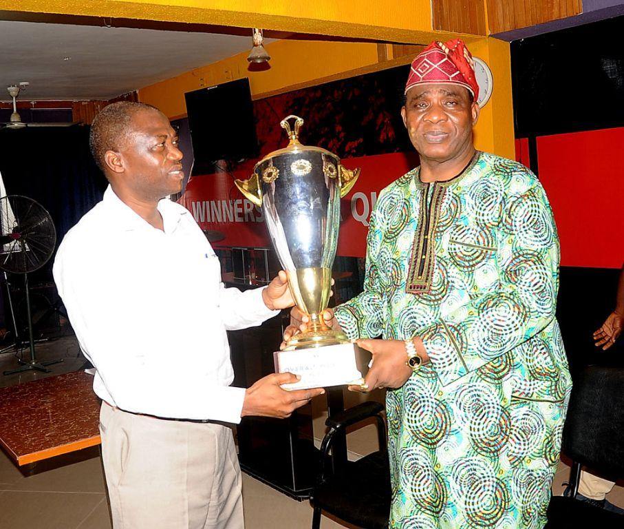 Ojeagbase Hosts Complete Sports' Winning Team