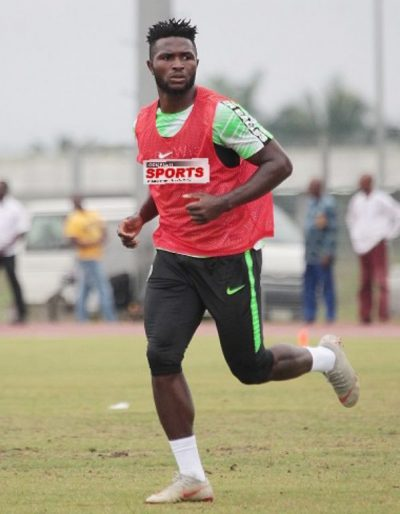 isaac-success-super-eagles