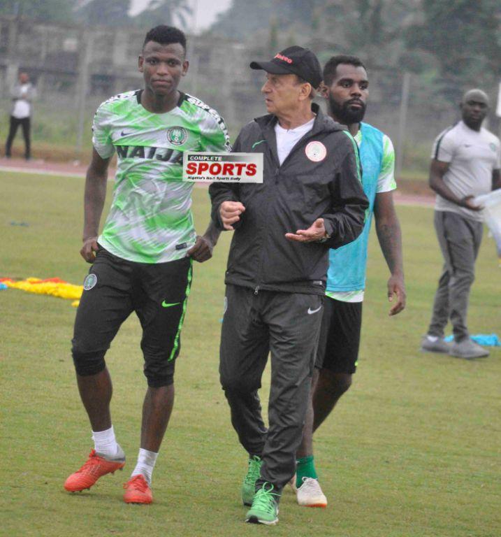 Rohr Set To Hand Iwobi Mikel's No. 10 Role Vs Libya; May Start Success