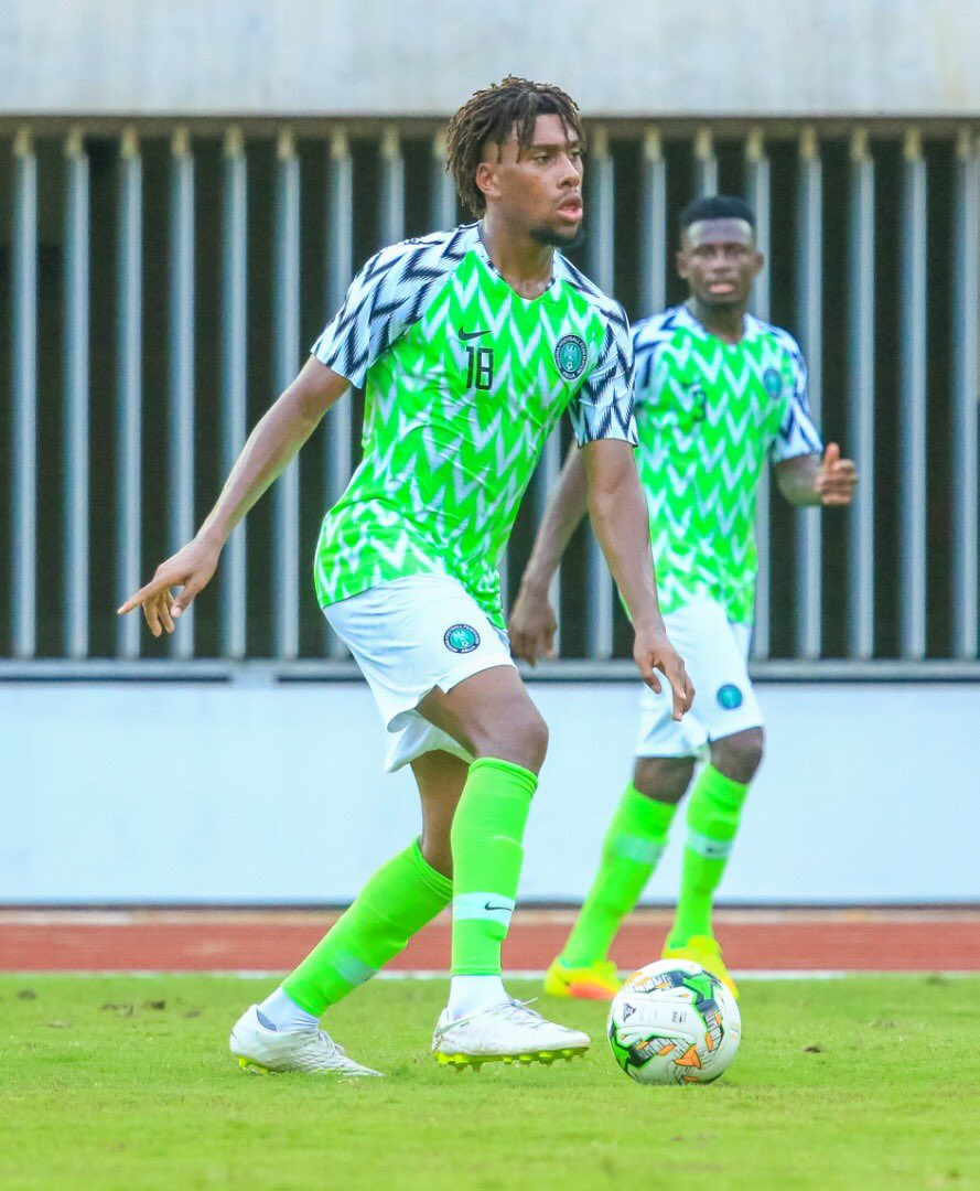 Iwobi, Iheanacho, Musa  Spearhead Eagles' Revenge Mission Against Bafana