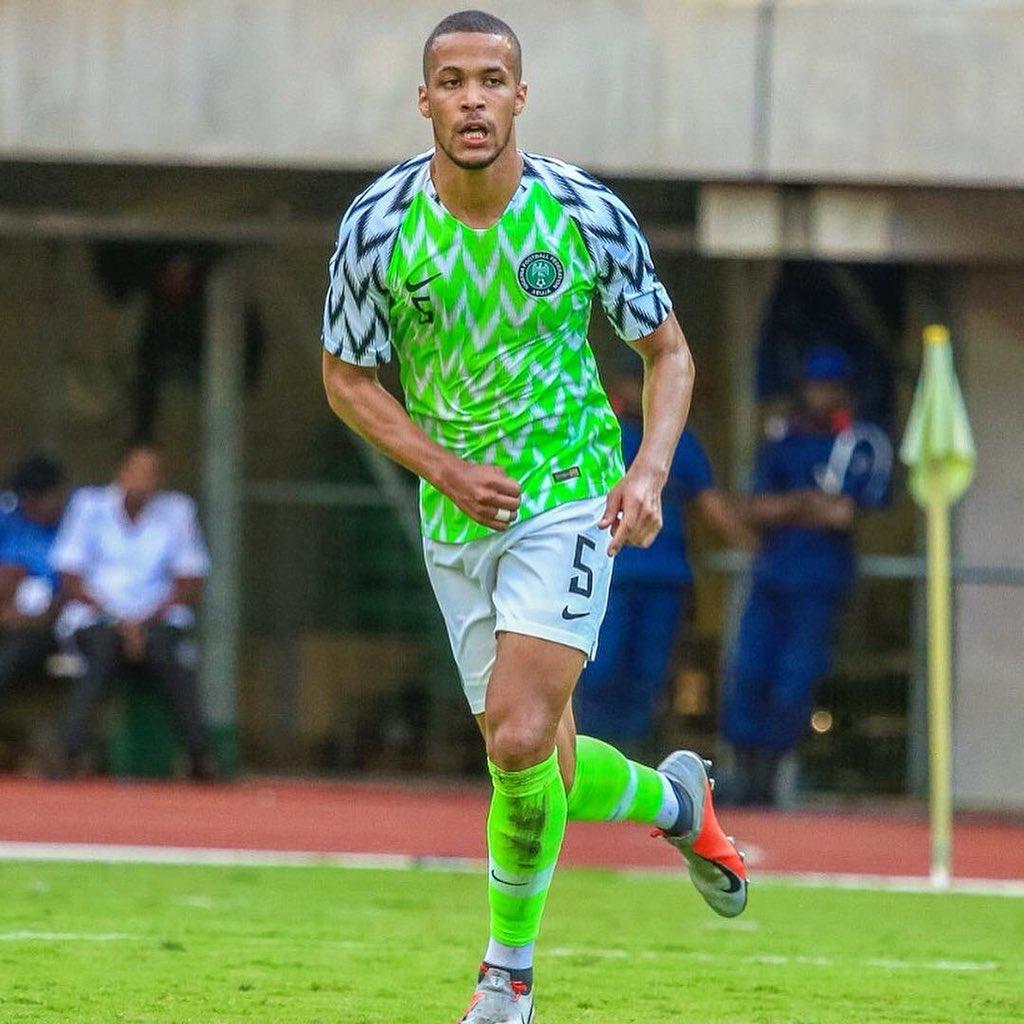 Troost-Ekong Happy With Eagles' Big Win Vs Libya; Hails Hat-Trick Ighalo