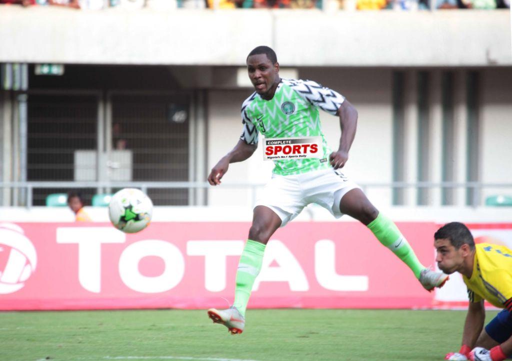 Rohr: Eagles Will Miss Ighalo, Uzoho, Ndidi Vs Bafana