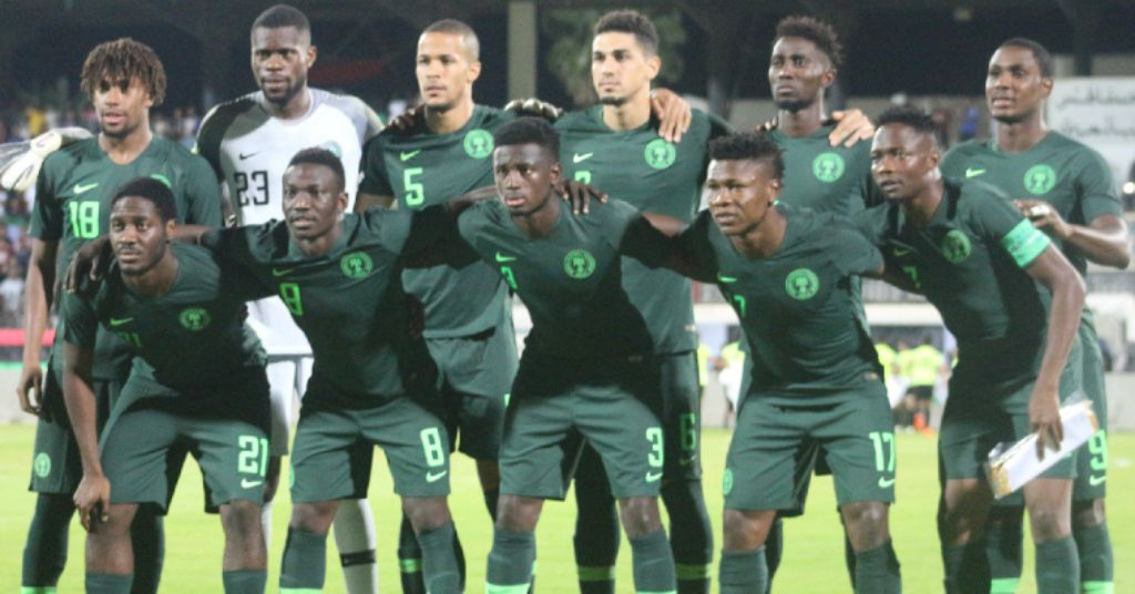 Nigerian Breweries Charges Eagles To Beat Bafana In Johannesburg