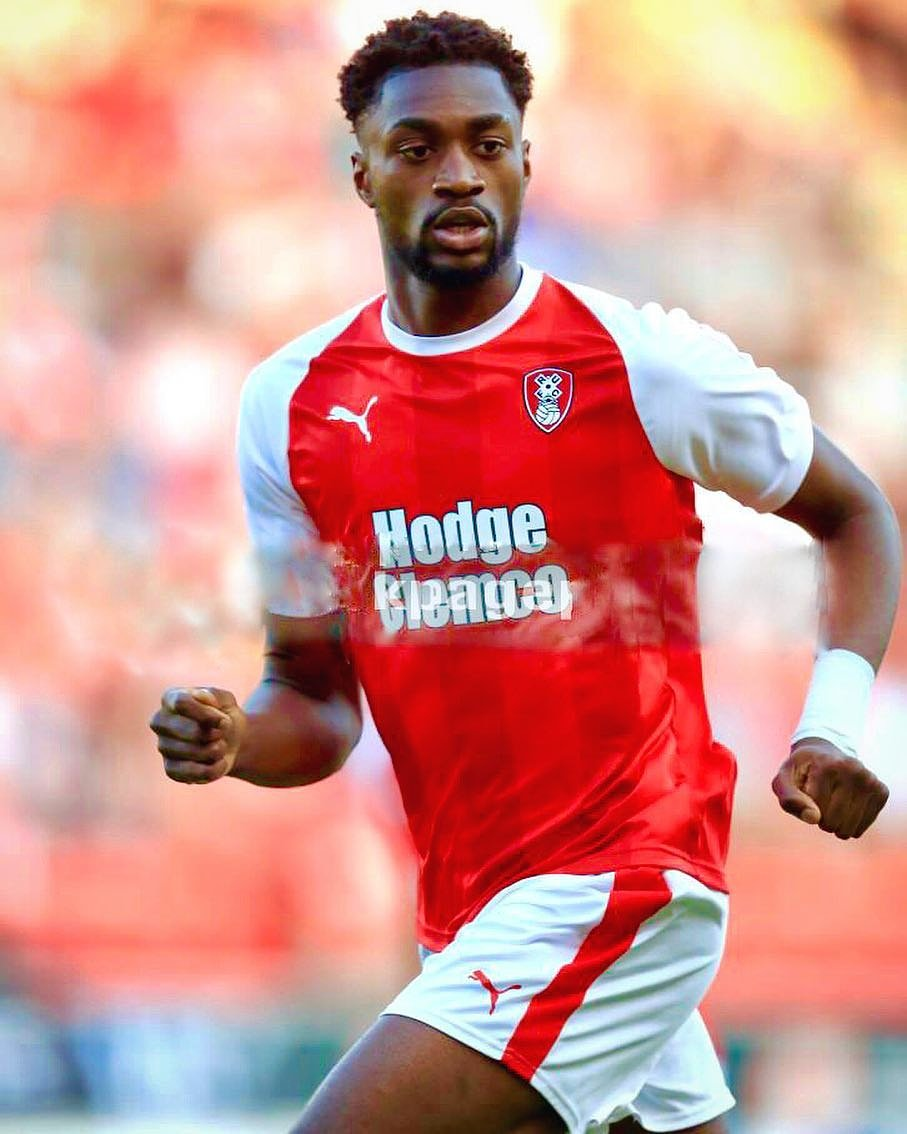 Rotherham Defender Robertson Begs Ajayi Not To Leave
