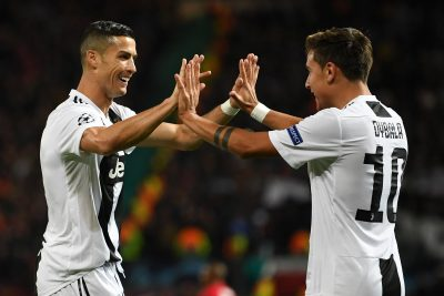 cristiano-ronaldo-paulo-dybala-manchester-united-champions-league