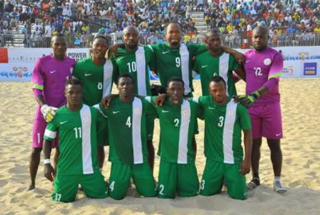Super Sand Eagles Will Camp In Badagry