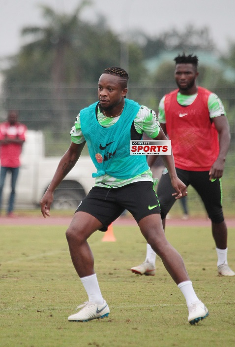 INTERVIEW – Onazi: It's Win Or Bust For Eagles In Uyo Vs Libya