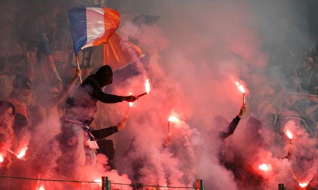 Montpellier Fans Net Away-Day Ban
