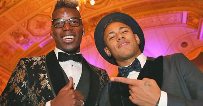Neymar Wants Pogba At PSG