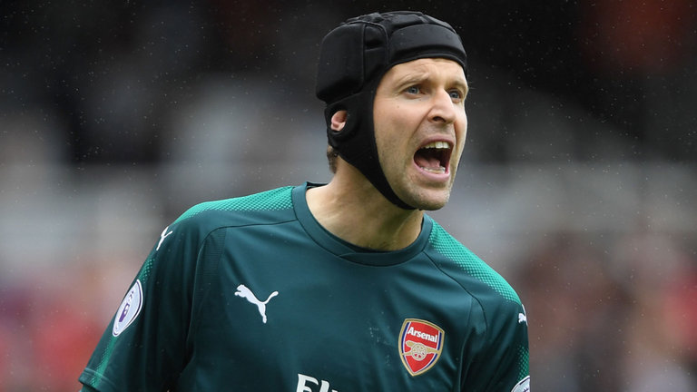 Cech Back For Gunners