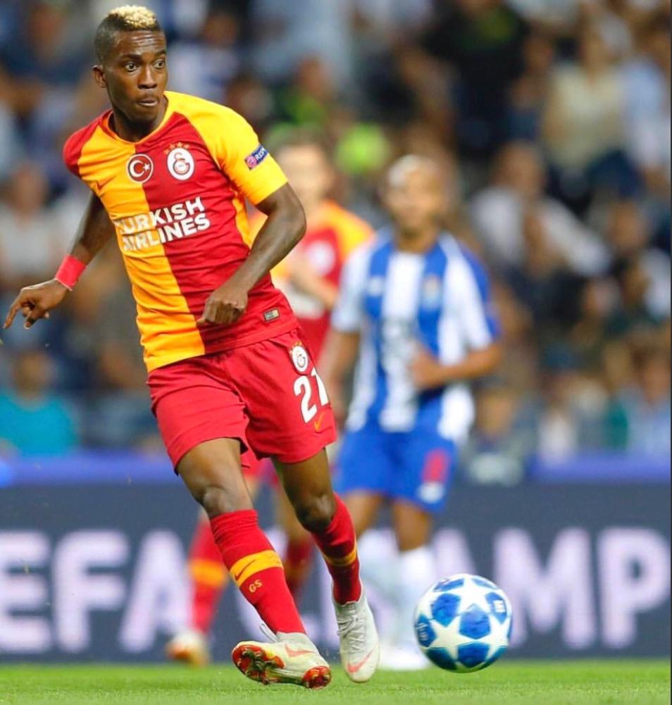 Onyekuru; Galatasaray Will Bounce Back From UCL Defeat To Porto