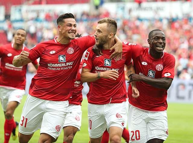 Ujah Scores Brace In Mainz Friendly Win Vs FC Eddersheim