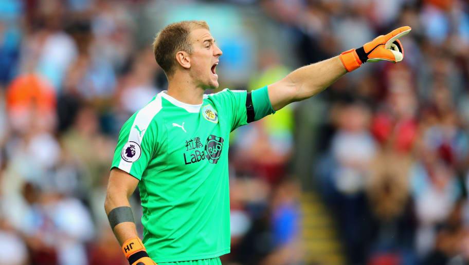 Dyche Backs Hart For England Recall
