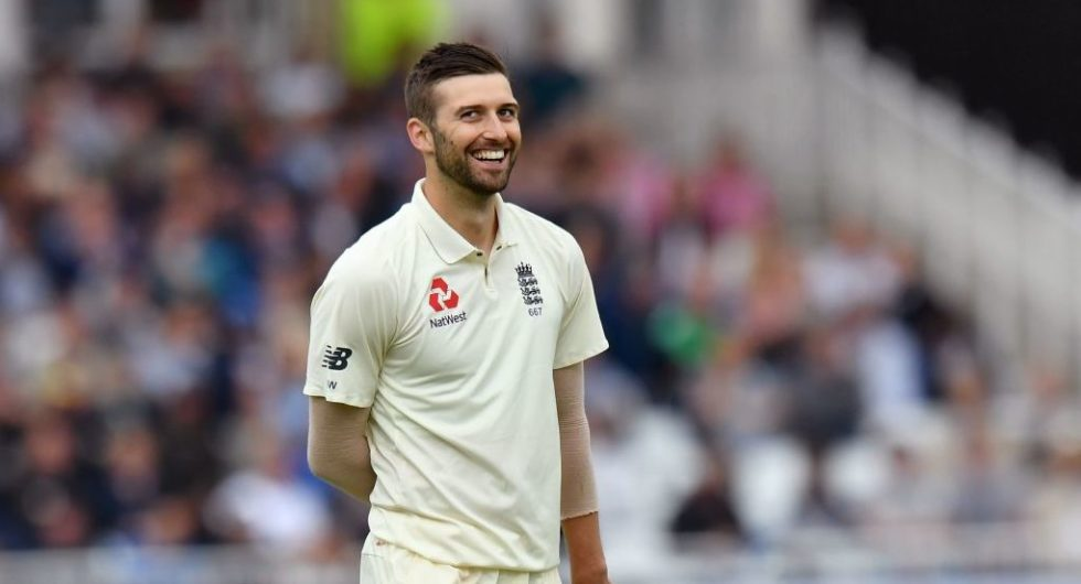 Wood Makes Changes To His Run Up