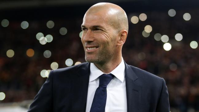 Zidane Camp Downplays United Link