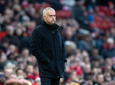 Mourinho Frustrated By United's Lack of Intensity In Draw Vs Palaceœ