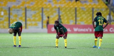 AWCON 2018-Cameroon Coach Brian Targets Last World Cup Spot After Semi-Final Loss To Nigeria