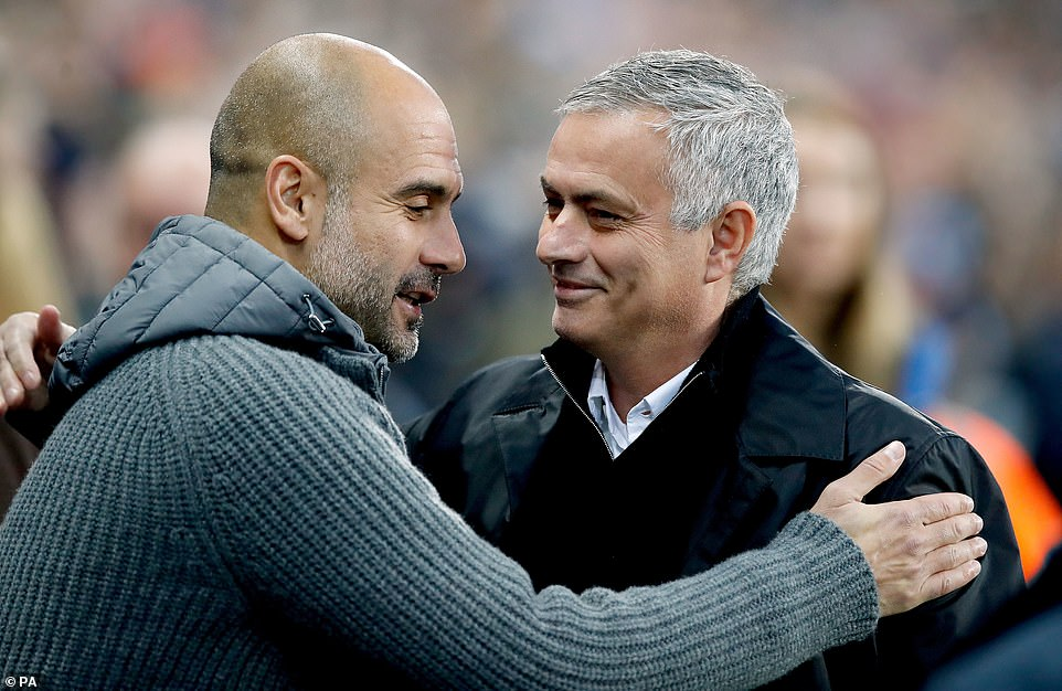 Mourinho: United Fighting For EPL Top 4, Not Title