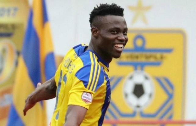 Roundup: Akinyemi, Afeez's IK Start Relegated; Ekong Stars In Udinese Win;  Ambrose, Ajayi Start; Etebo Absent