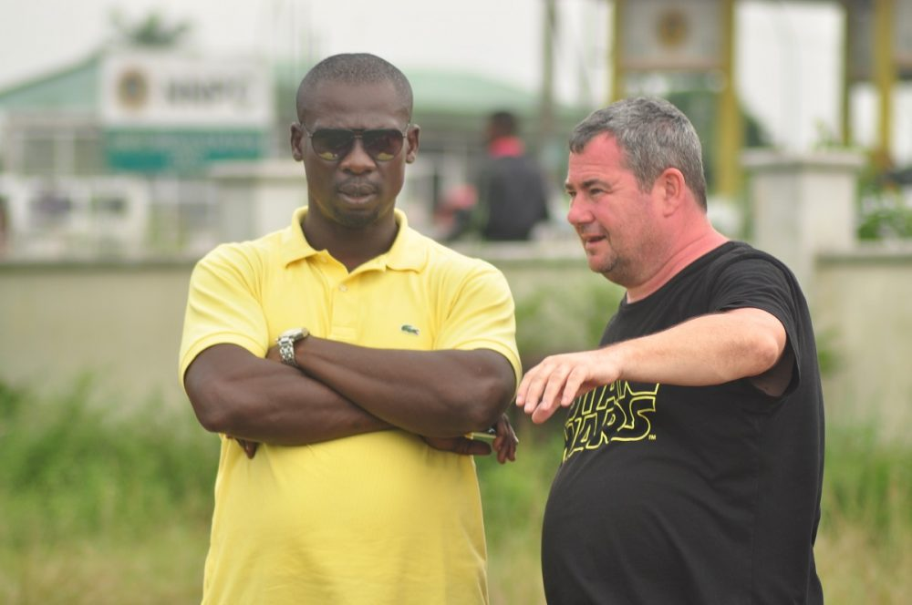 Fireworks In Uyo As Top Football Academies Showcase Talents In Front Of Foreign Scouts