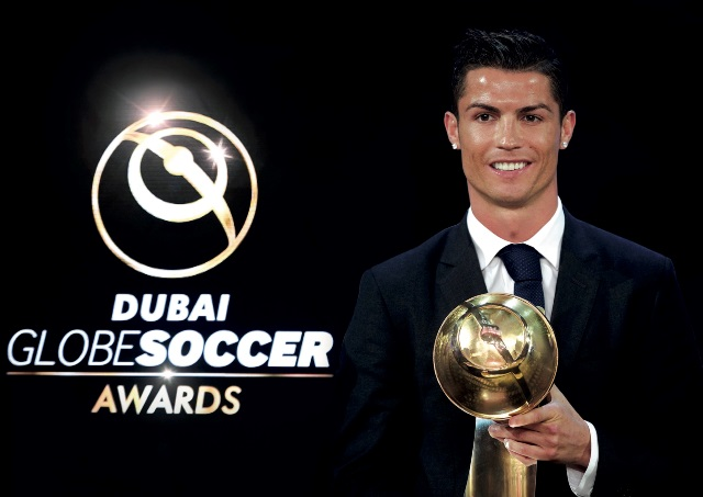 Ronaldo To Tackle Mbappe & Griezmann At Globe Soccer Awards IN DUBAI