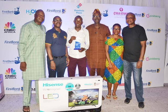 Njoroge Shines, Wins 57Th FirstBank Lagos Amateur Golf Open